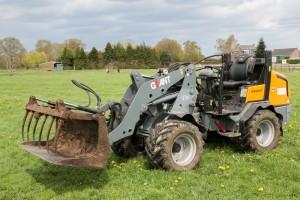 Agrarische dienstverlening uitmesten
