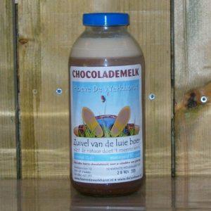 Chocolademelk van De Luie Boer