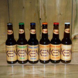 Ome Henk Dubbel bier - Koe en Kalf bier online bestellen
