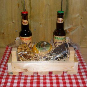 Bier vlees kerstpakket online bestellen